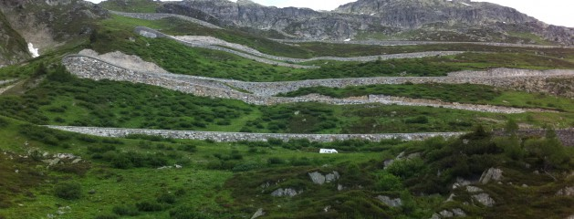 Alpiner Dreh – 243 km Alpenpower – Training und Kurven satt (Soziusse Welcome)