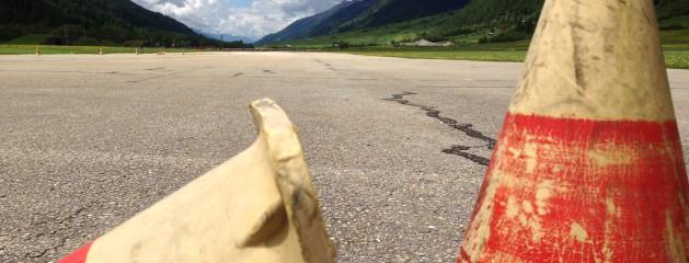 Alpenduft beim Alpinen Dreh