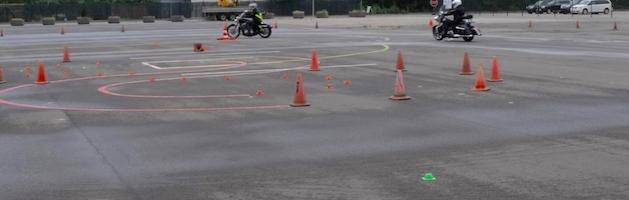 Motorradsicherheitstraining Intensiv