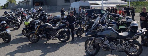 Motorradsicherheitstraining mit BMW Müller aus Großwallstadt